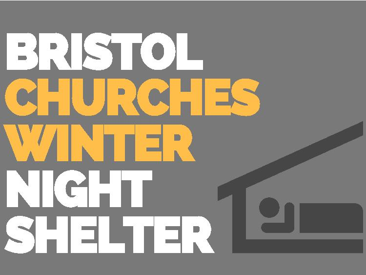 Bristol Churches Winter Night