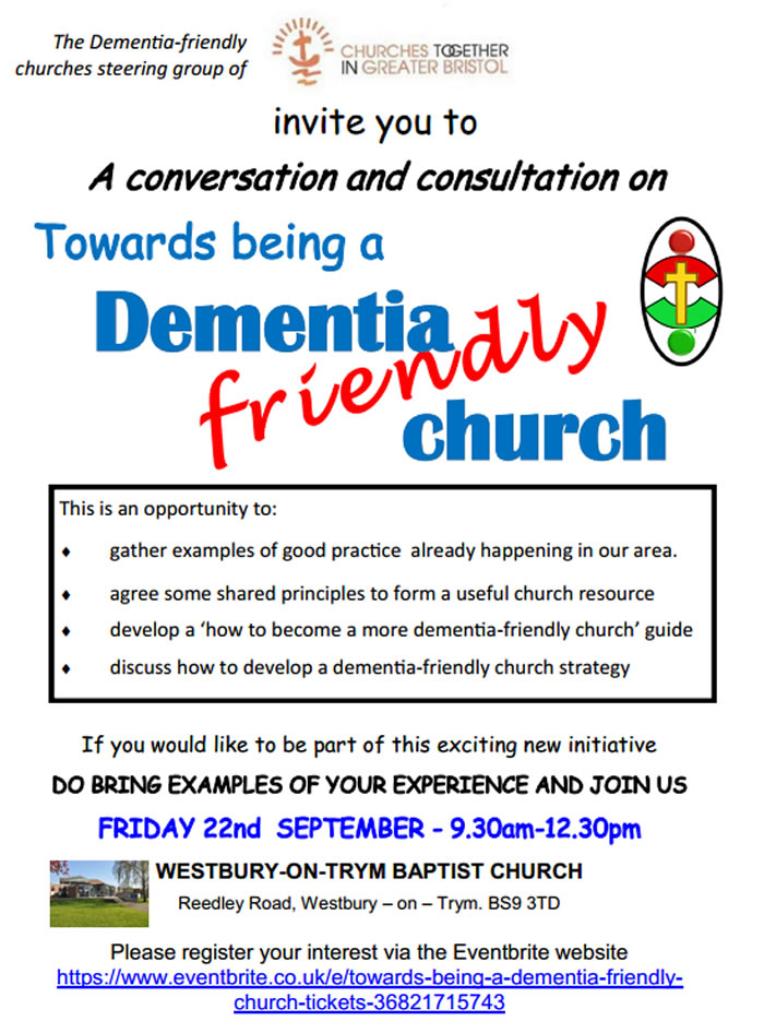 Dementia church s17