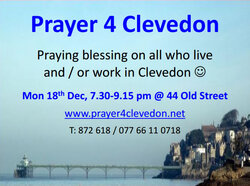 prayer for clevedon d17