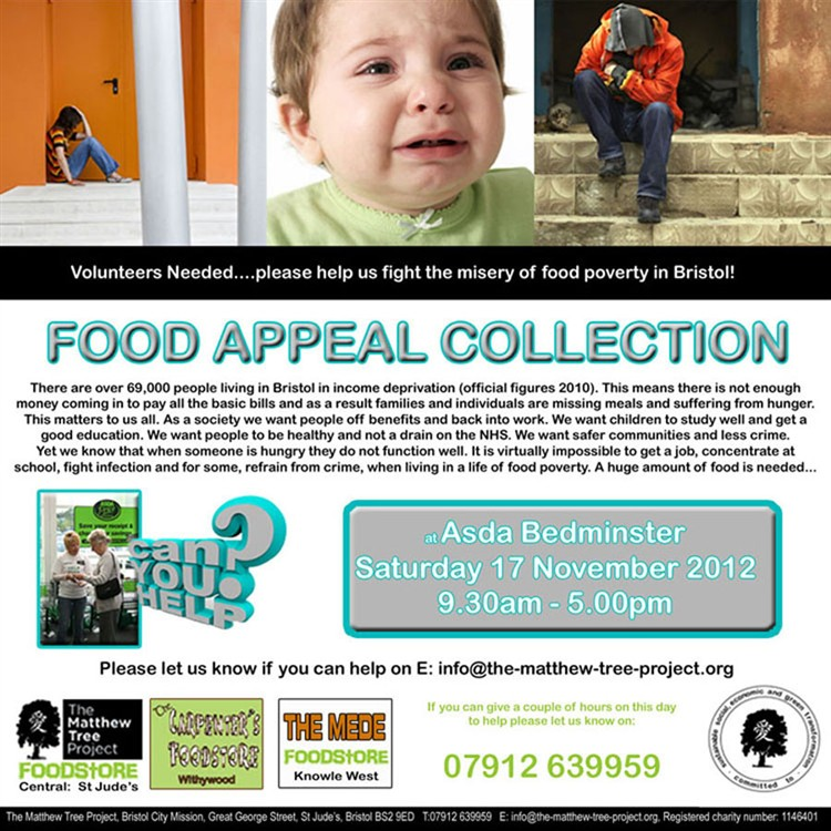 food appeal collection 17 nov