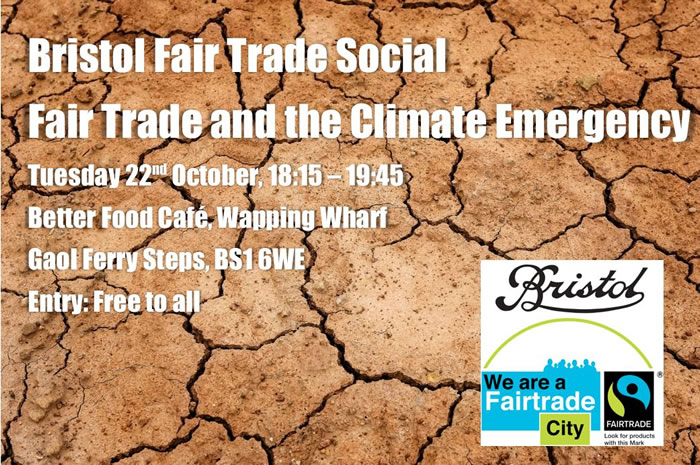 Fairtrade and climate emergenc
